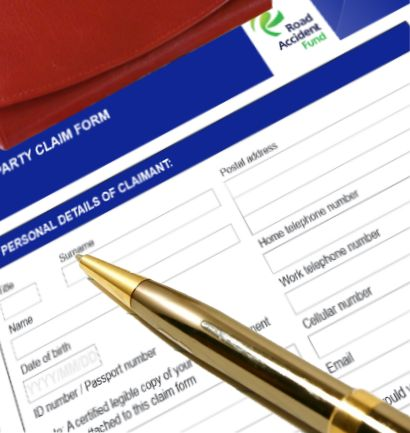 road accident fund bank indemnity form
