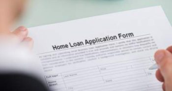 applying for a home loan