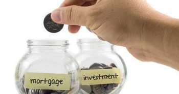 mortgage or invest