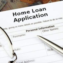 home loan application form