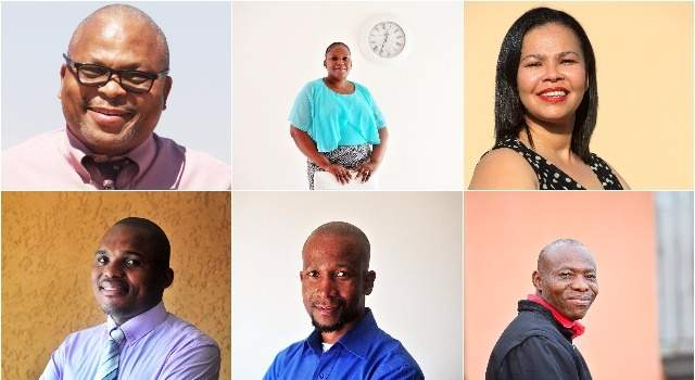 Money Makeover Contestants
