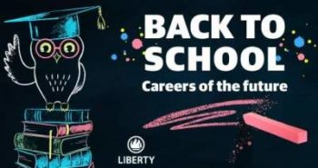 Liberty Bak to School