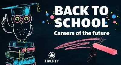 Liberty Bak to School
