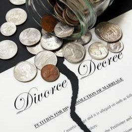 financial independence after divorce