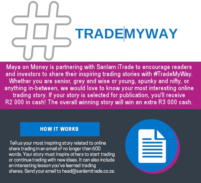 #TradeMyWay competition