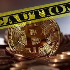 Bitcoin scamsters