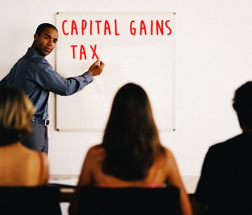 Capital Gains Tax Explained On Property
