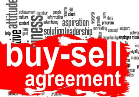 buy-sell agreement