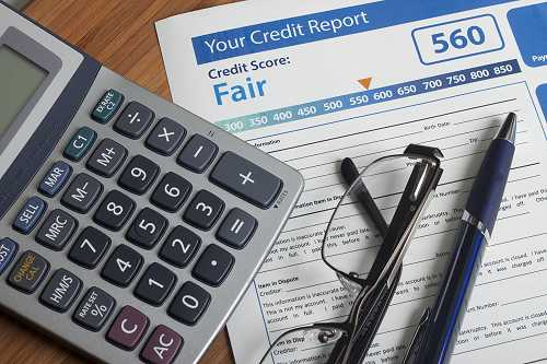 What information is held on your credit report?