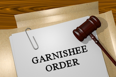 Court application could remove a million garnishee orders
