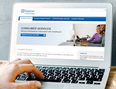 Good Experian South Africa Design