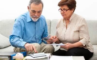 Spouses need to review their finances