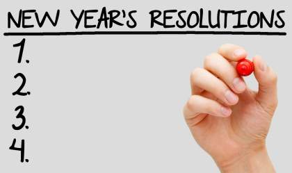 financial resolutions