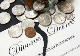 financial independence after divorce