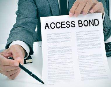 What kind of access bond do you have?