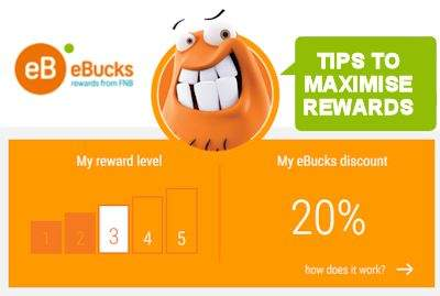 FNB has made changes to its eBucks programme