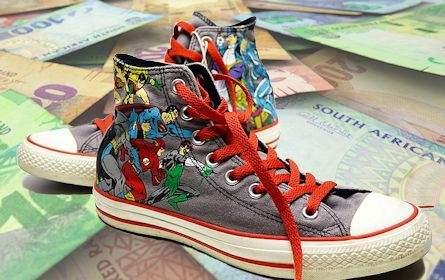 sneakers or saving?