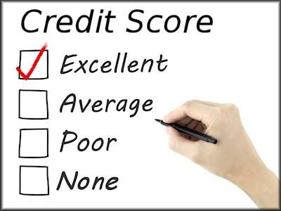 How to get an 'excellent' credit score