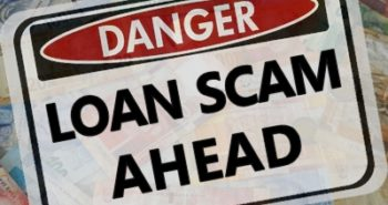 Beware loan scams
