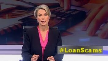 Video: Loan scams on the rise