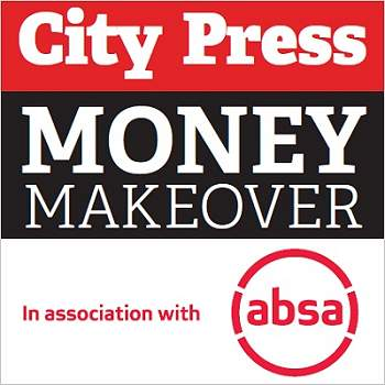 Absa/City Press Money Makeover logo