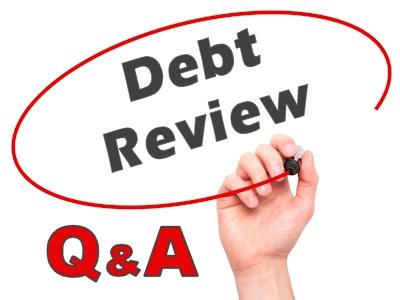 Q&A: Debt review