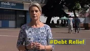 Video: Debt relief