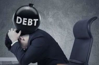 Debt levels rise as salaries fall short of inflation