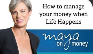Listen: Money Makeover: how to manage your money when life happens