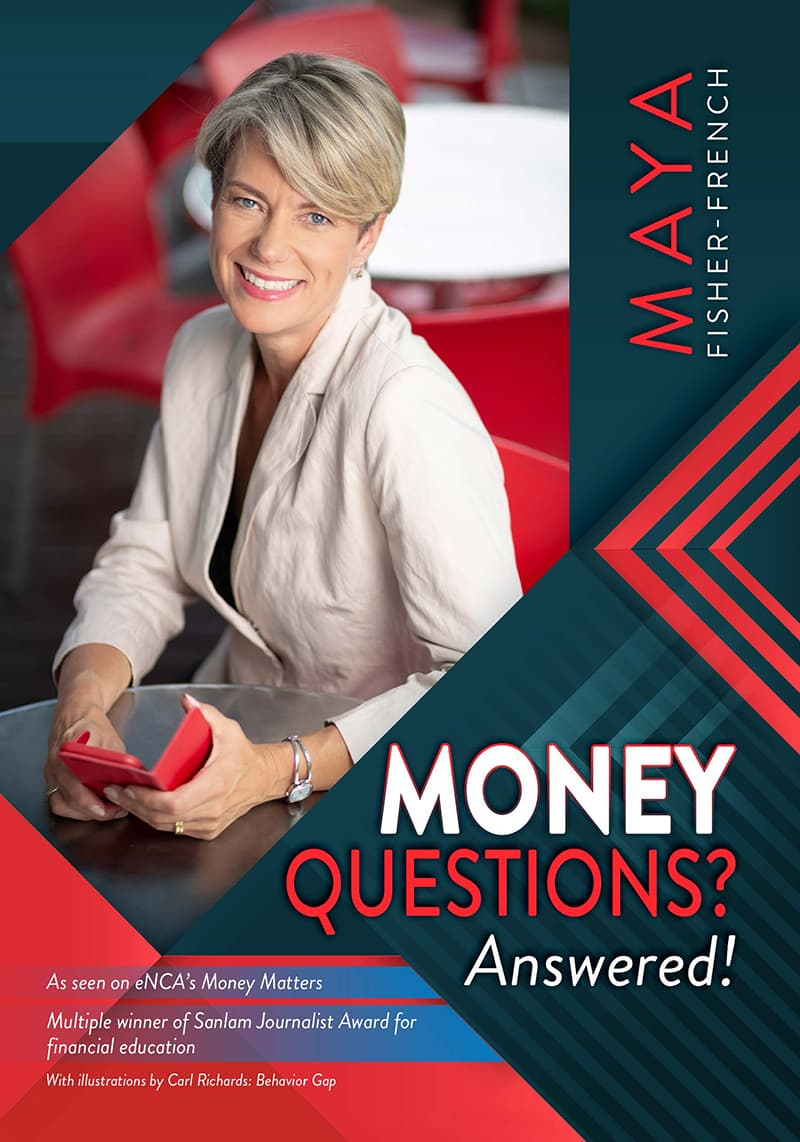Maya Fisher-French author of Money Questions Answered