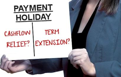 Cashflow relief is better than a term extension on your loan