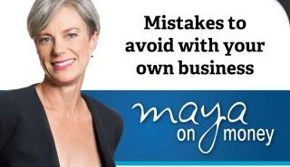 Mistakes to avoid with your own business