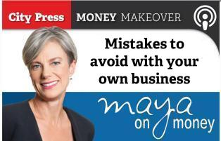 Listen: Money Makeover: Mistakes to avoid with your own business