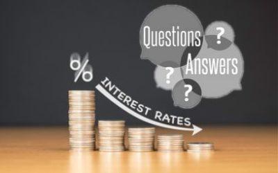 Q&A: Interest rates