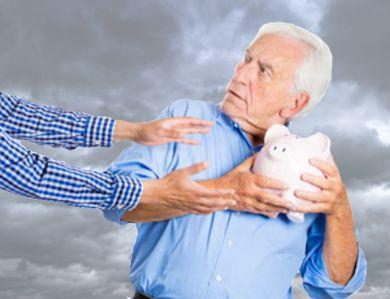 Is your retirement fund safe from plunder?
