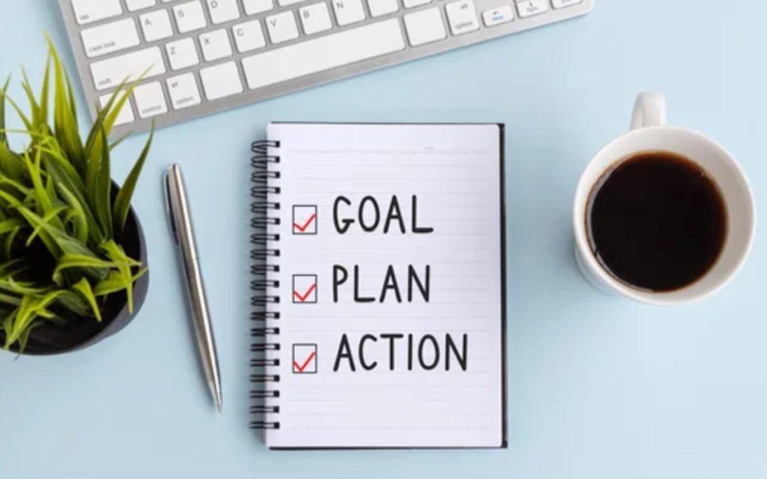 Video: Set goals for money success