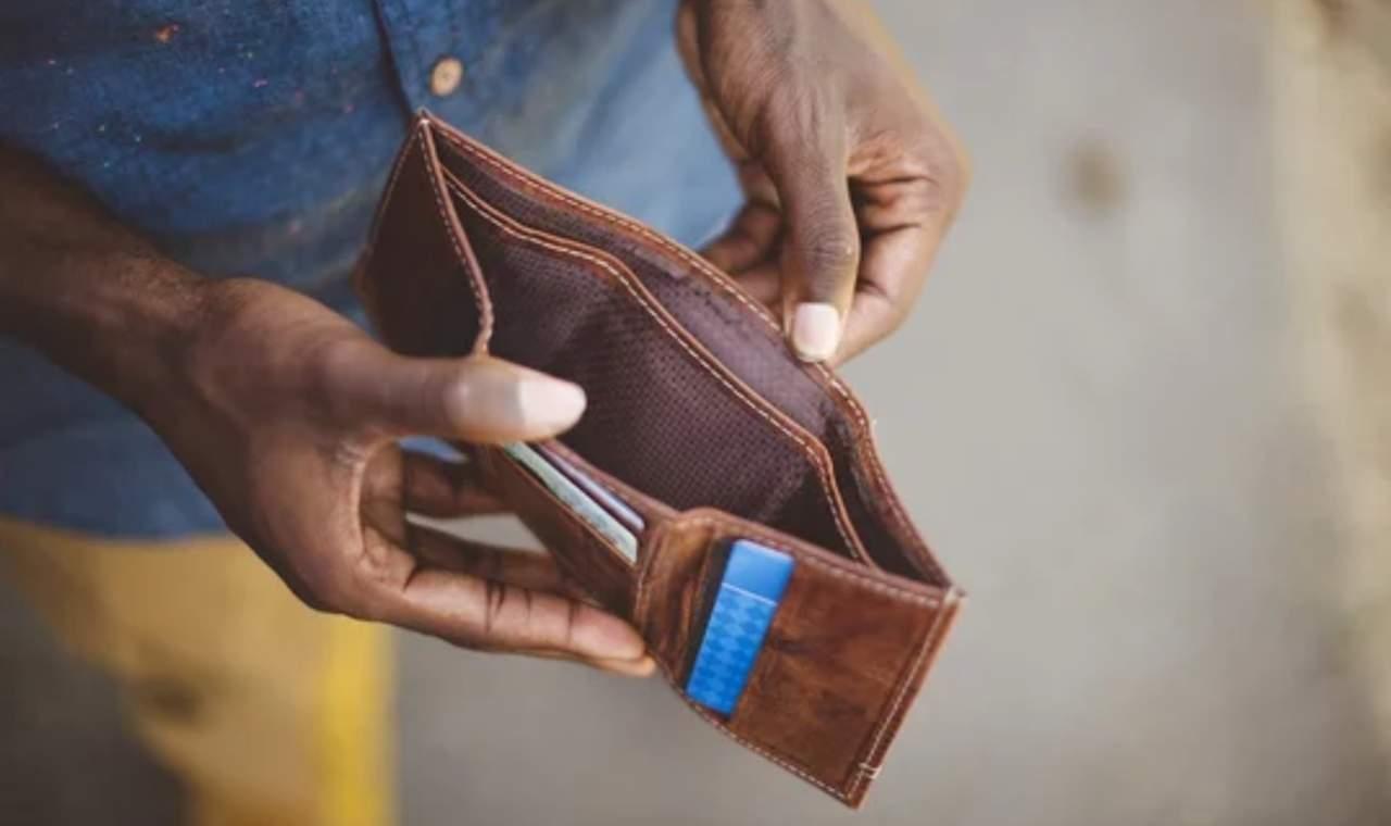 Lack of savings left SA vulnerable