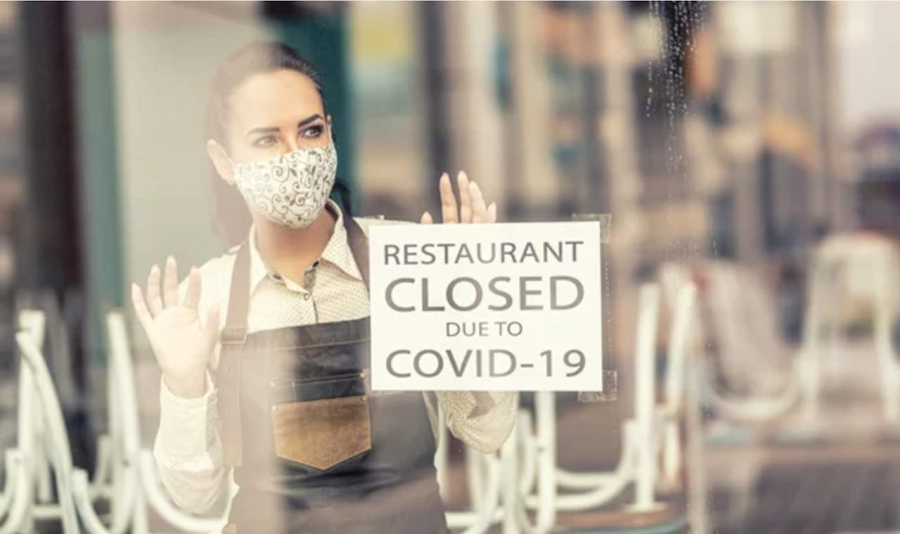 Relief for struggling restaurants