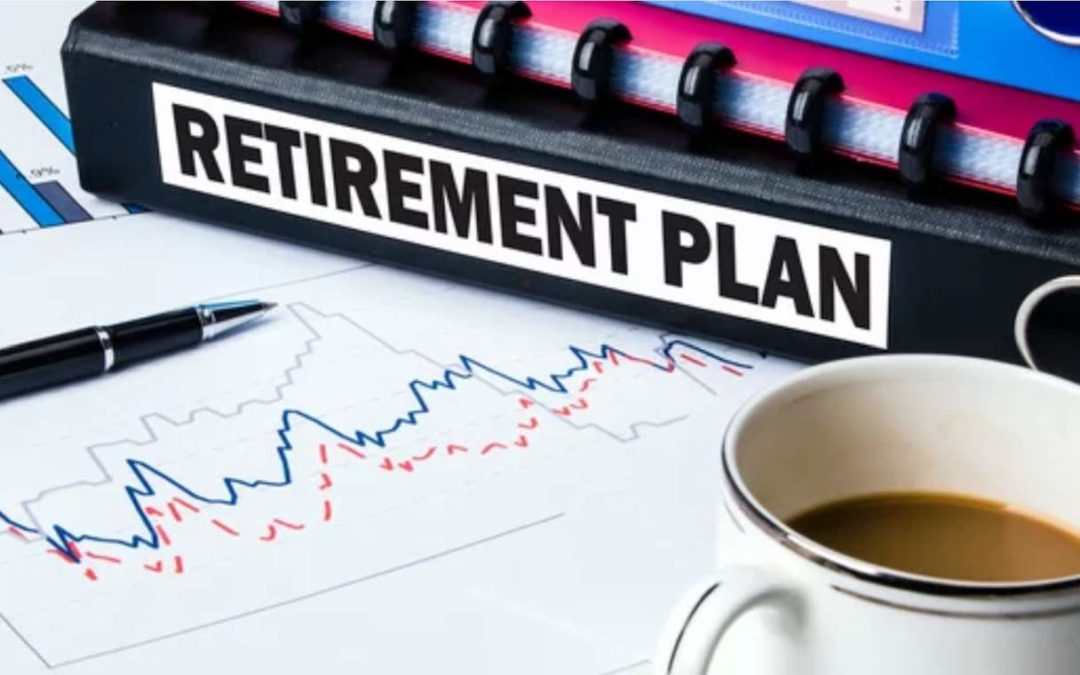 Retirement planning is not a once-off event