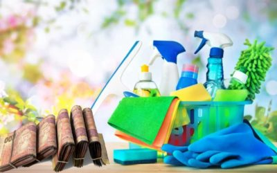 It's time to spring clean your finances
